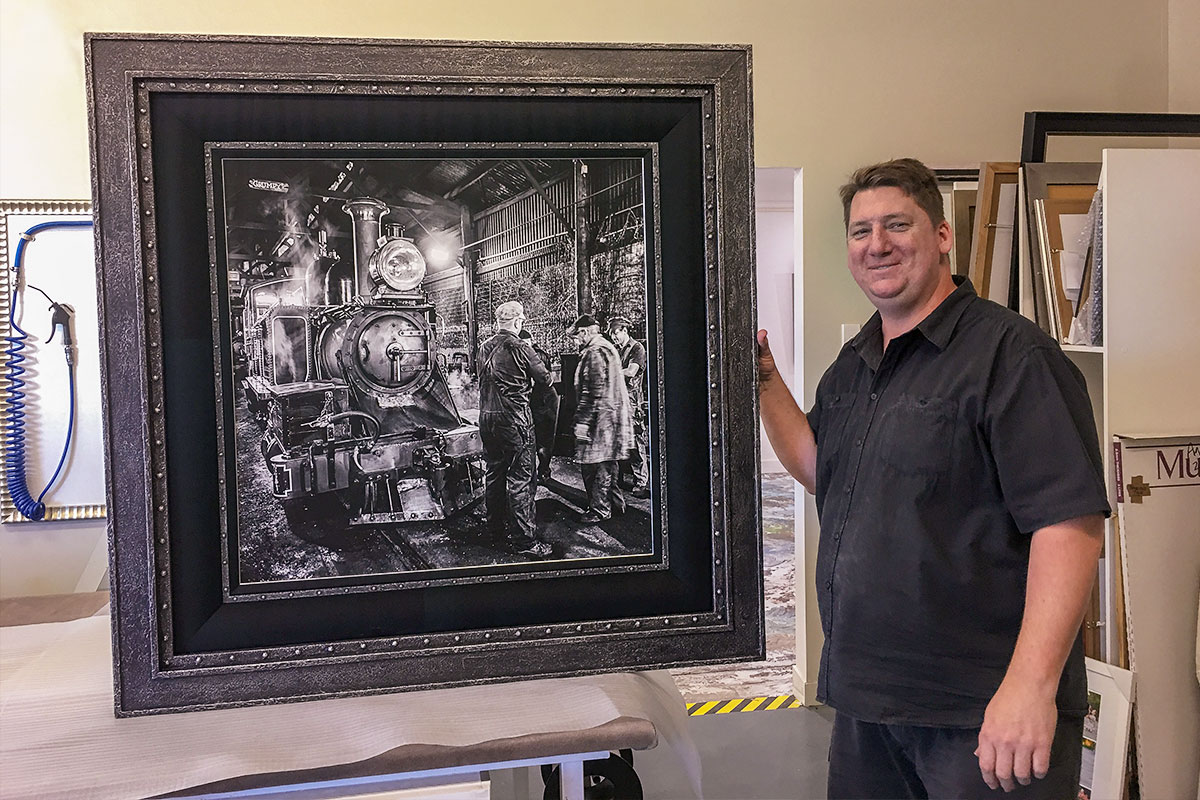 Scott Dawson's Framing
