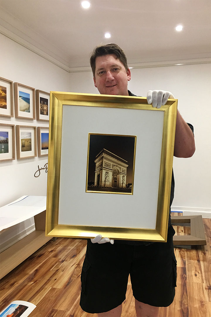 Scott Dawson Handcrafted Framing